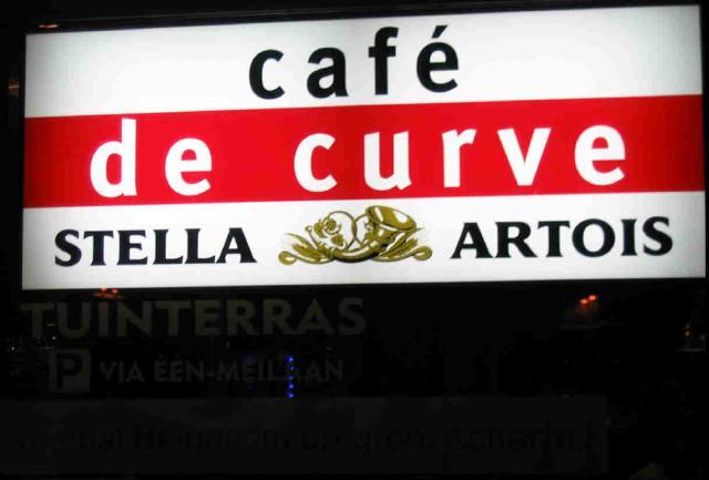 cafe de curve
