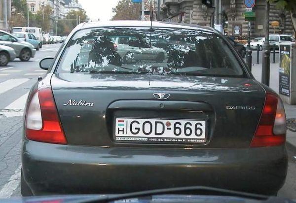GOD 666