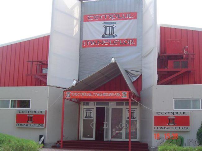 templul manelelor