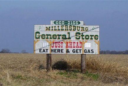 get gas