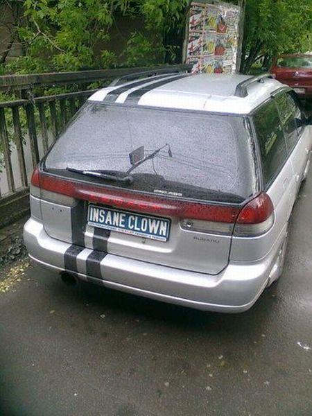 insane clown