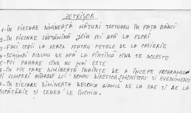 Petrisor