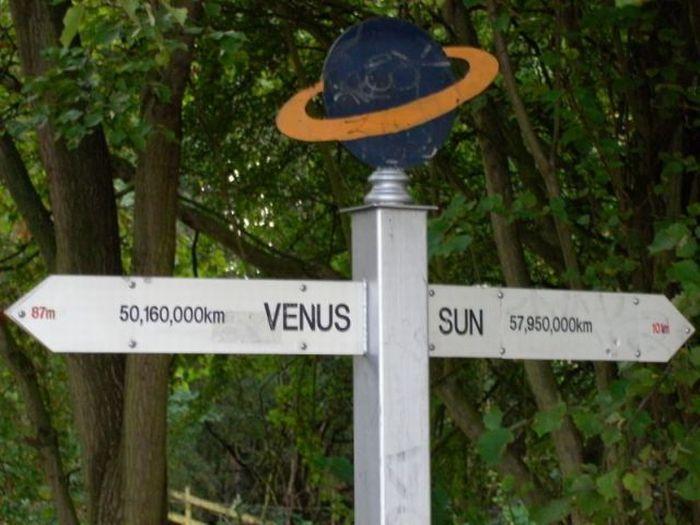 Venus - Sun